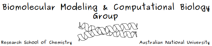 Biomolecular Modelling and Computational Biology Group